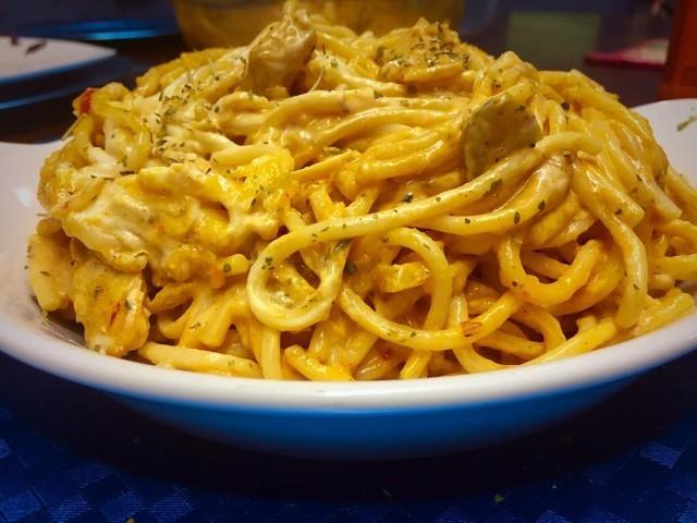 Saucy Creamy Pasta / My Recipe