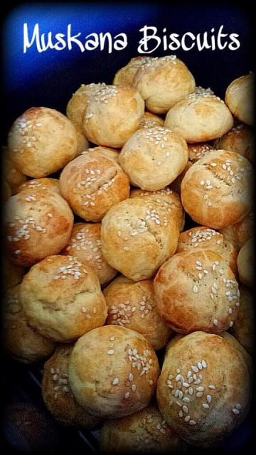 Muskana Biscuits