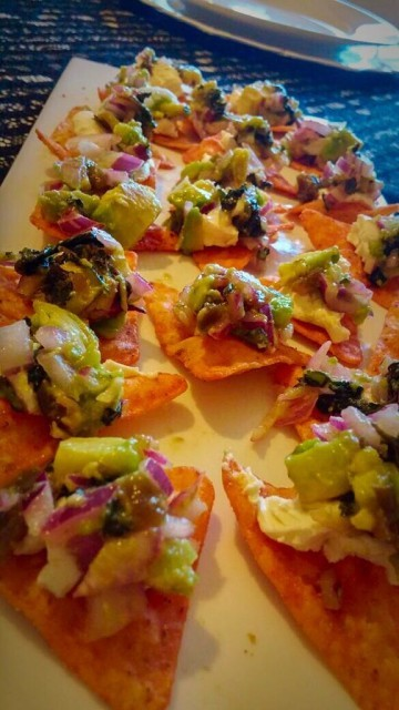 Mexican Nacho Bites / My Version