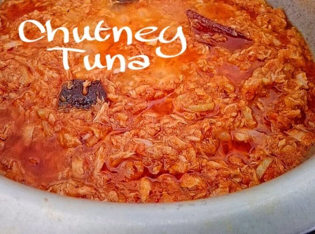 Chutney Tuna