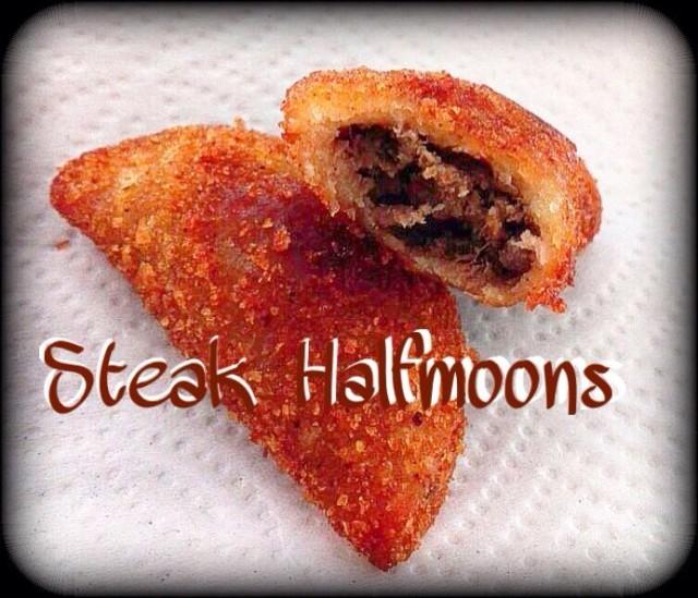 Steak Halfmoons