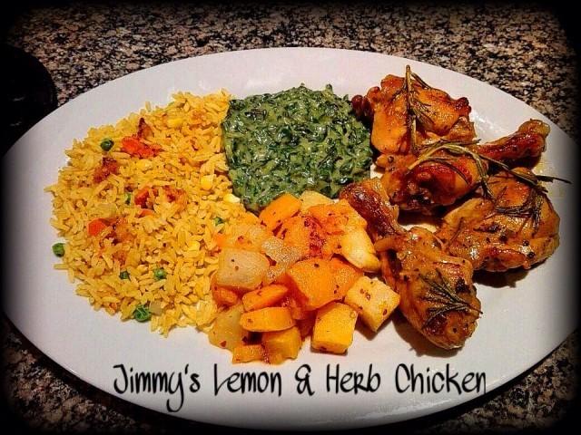 Jimmy's Lemon & Herb Chicken