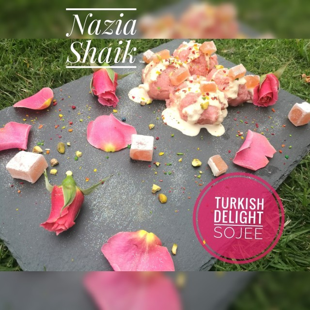 Turkish Delight Sojee