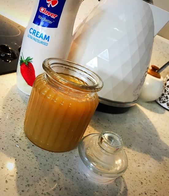 Butterscotch Sauce (raeesa Meer)