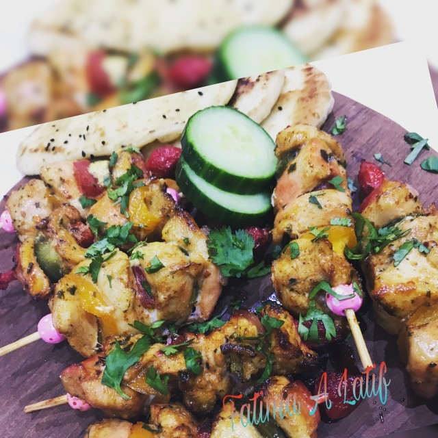 Chicken Sosaties