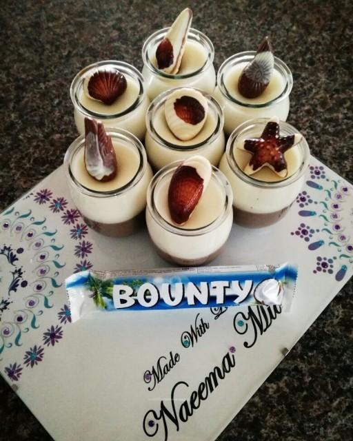 Bounty Dessert