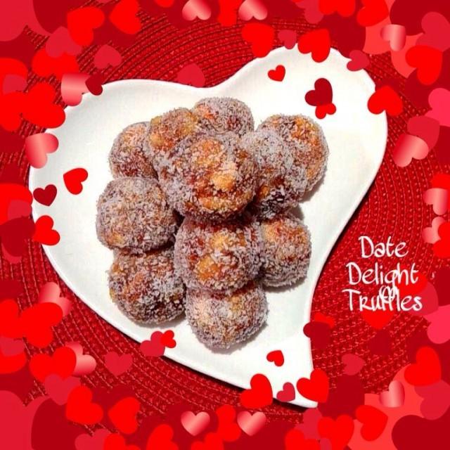 Date Delight Truffles