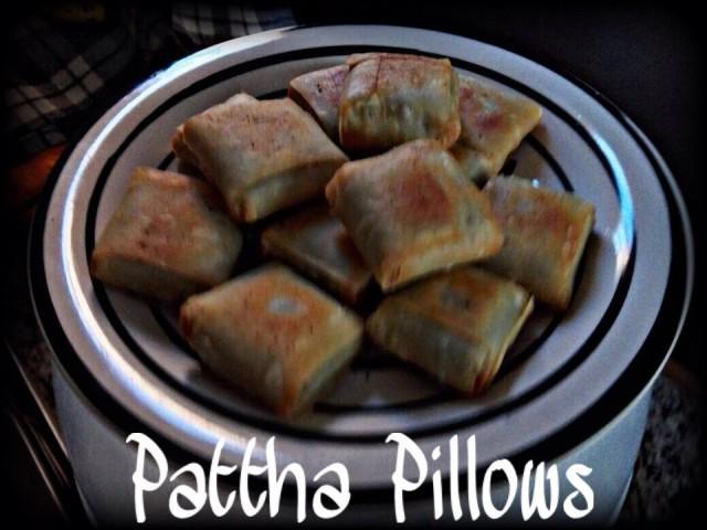 Pattha Pillows