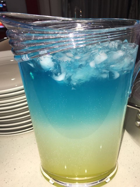 Blue Ocean Delight