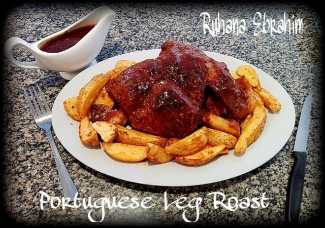 Portuguese Leg Roast