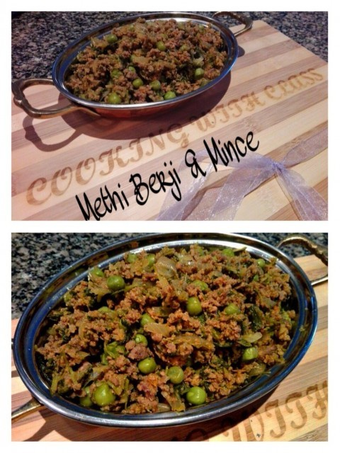 Methi Berji And Mince