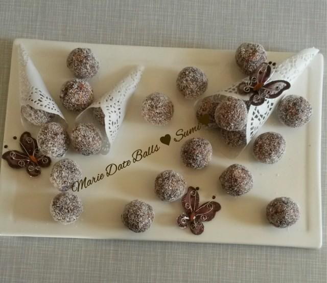 Marie Date Balls