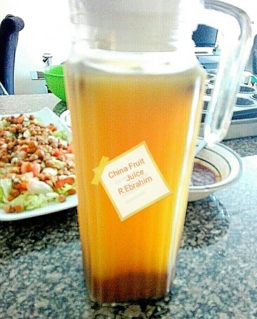 China Fruit Juice
