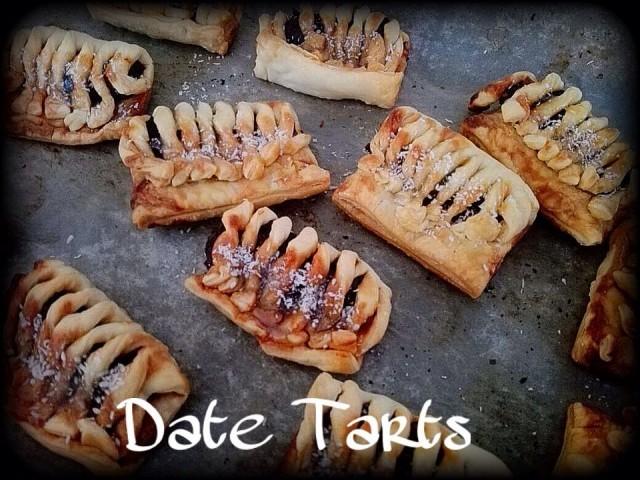 Date Tarts