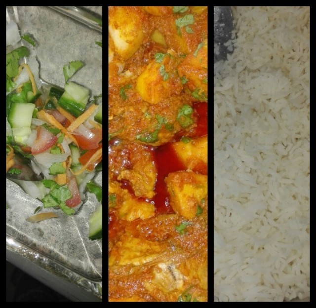 Kouwo Saaino.. Curry N Rice .famous Memon Dish