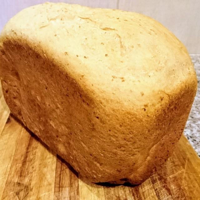 No Flop Bread Machine Brown Sandwich Bread