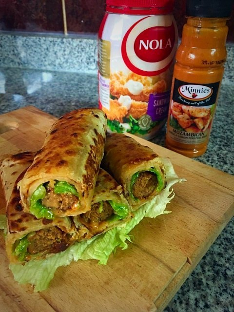 Easy Roti Wraps For Lunch Box 🌯🌯🌯