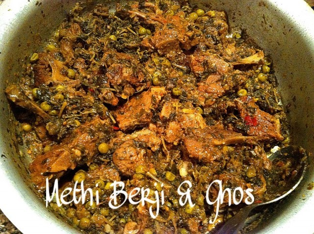 Methi Berji & Ghos