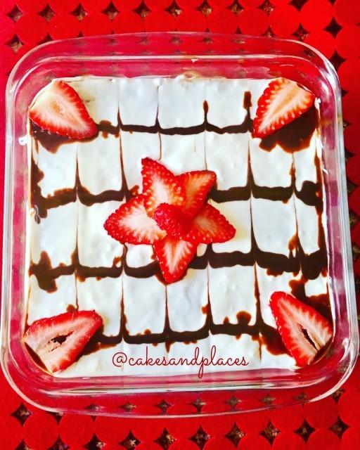 Chocolate Boudoir Biscuit Delight