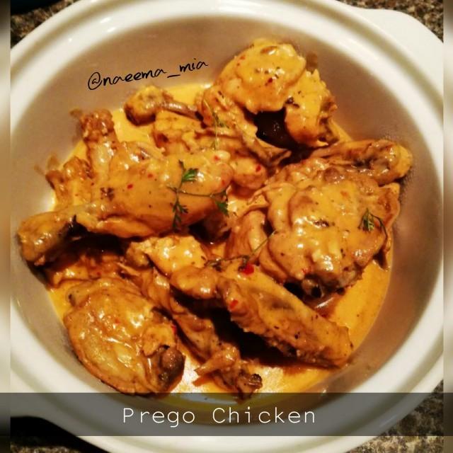 Prego Chicken Recipe By Naeema Mia