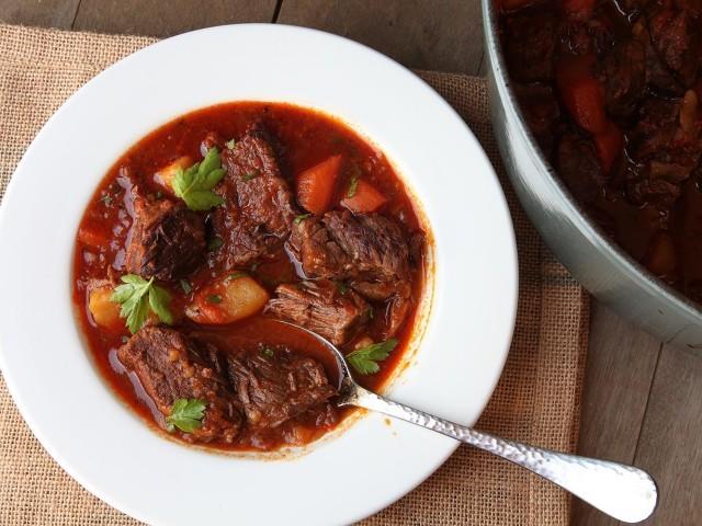 Goulash (hungarian Beef Stew)