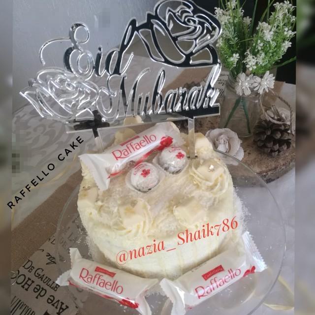 Raffello Cake