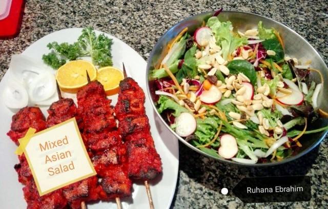 Mixed Asian Salad