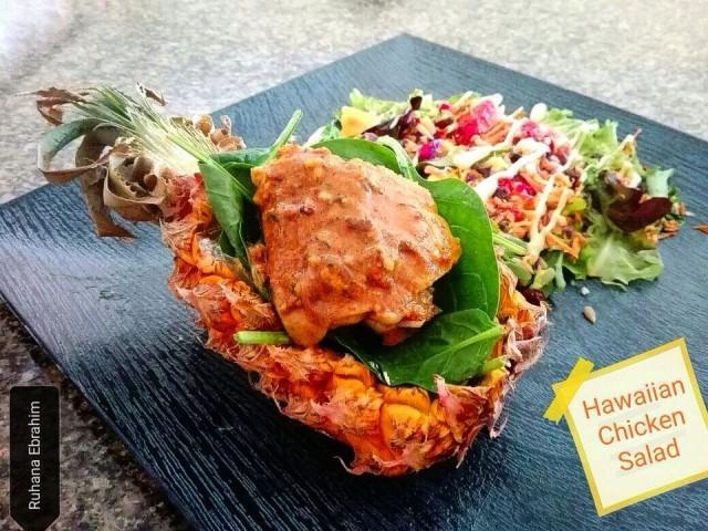 Spicy Hawaiian Chicken