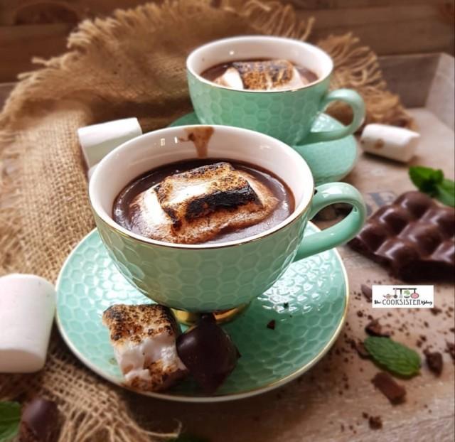 Aero Hot Chocolate