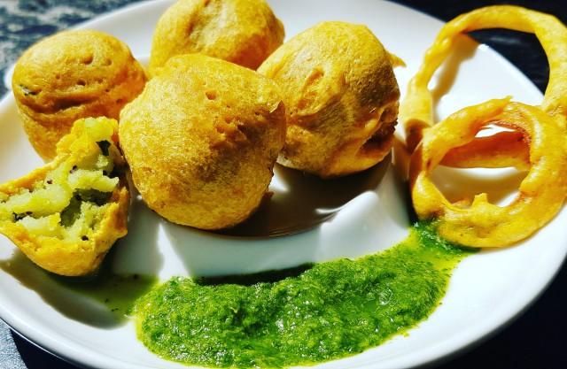 Batata Vada (indian Potato Balls)