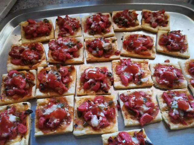 Pastry Crackers