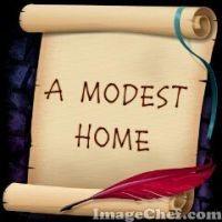 A Modest Home