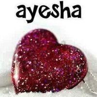 Ayesha Bismillah Mohamed