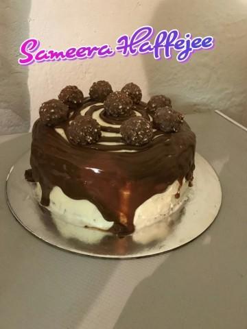 Sameera M Haffejee