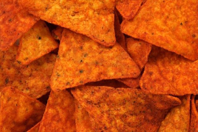 Sweet Chilli Corn Chips (tortillas)