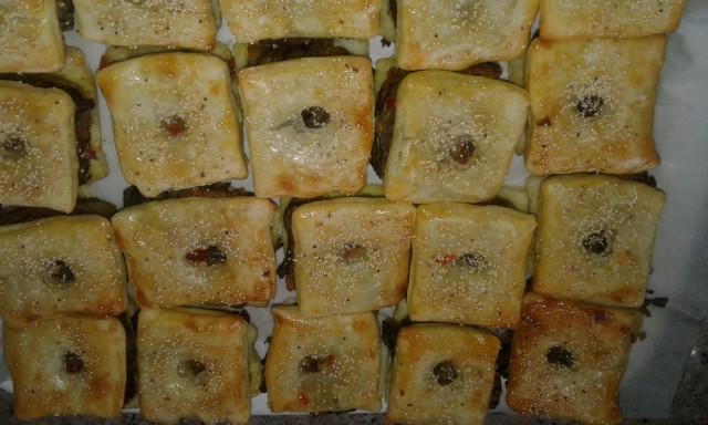 Patta Pastry Pies
