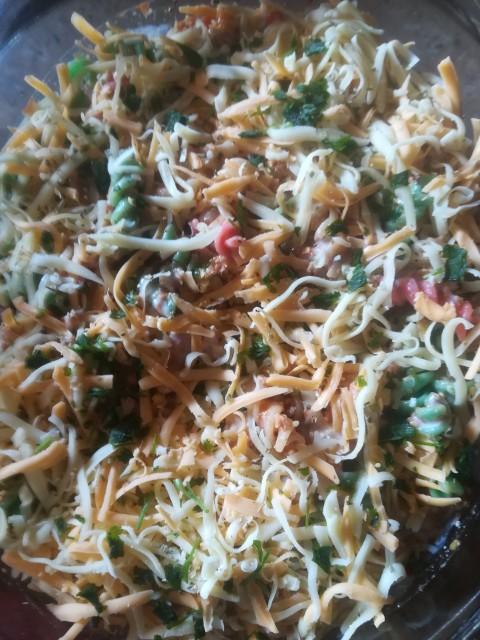 Chicken Mince Pasta