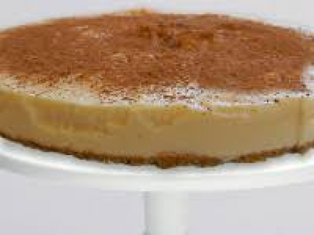 No Bake Milk Tart Recipe By Ayesha Khatib
