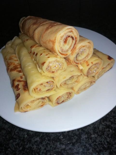 Quick N Easy Pancakes
