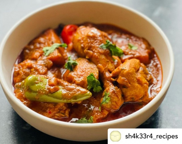 Easy Chicken Curry For Beginners