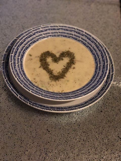Creamy Chicken Soup (knorr Packets)