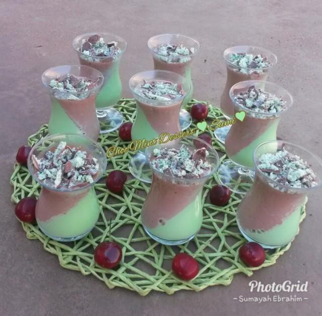 Choc Mint Desert