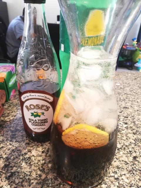 Kola Tonic Lemonade