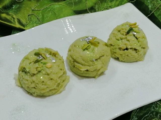 Dhodi Halwa (calabash Or Gourd)