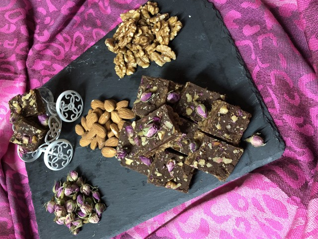 Nutty Date Delights