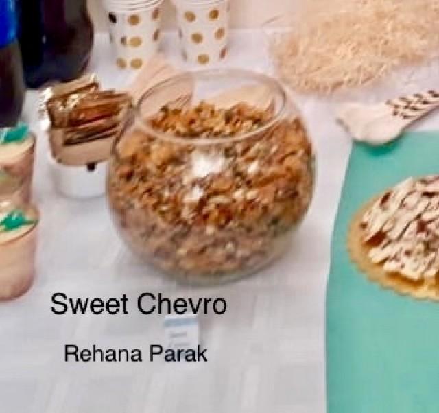 Sweet Chevro With A Twist