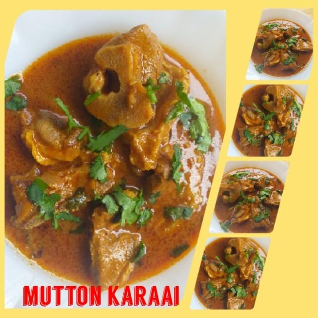 Mutton Karaai