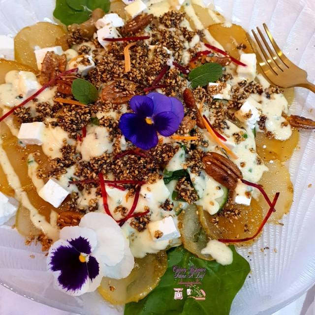 Col Cachio Pera 68 Salad