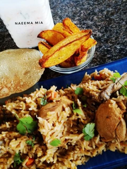 Chicken Akhni