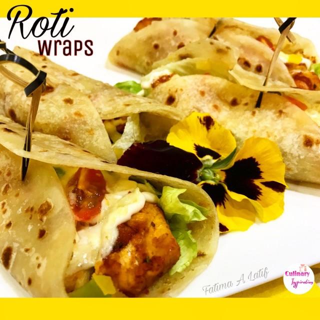 Roti Wraps